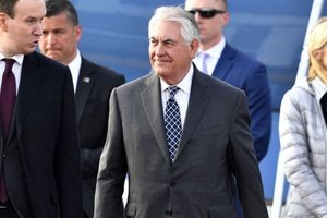 В Госдепе США рассказали, будет ли встреча Тиллерсона с Путиным