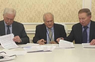 У Кучмы рассказали об итогах встречи Контактной группы в Минске