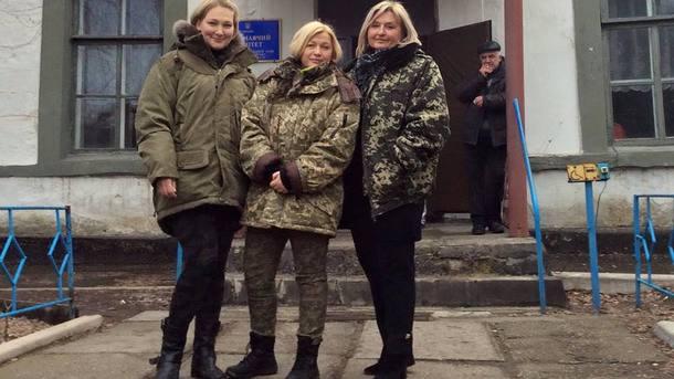Геращенко: Число заложников вОРДЛО увеличилось до126