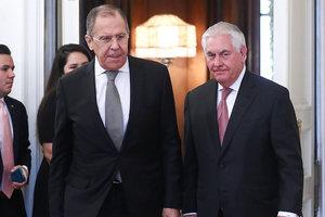 США и Россия договорились о создании рабочей группы для стабилизации отношений