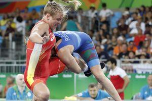 Три украинки вошли в топ-10 мирового рейтинга по спортивной борьбе