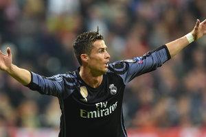 Роналду первым в истории забил 100 голов в еврокубках