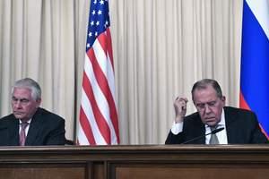 Reuters рассказал, о чем говорили Тиллерсон и Лавров