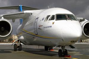 Самолет первых лиц Украины модернизируют за 28 миллионов гривен
