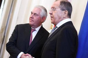 Лавров рассказал, когда появятся результаты визита Тиллерсона в Москву
