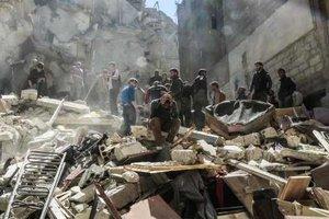 В Минобороны Великобритании заявили, что во время химатаки в Сирии использовали зарин