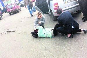 Подробности аварии с сестрами Савченко:  машина на небольшой скорости выезжала задом с парковки