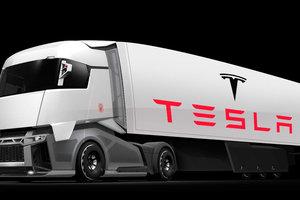 Илон Маск анонсировал создание грузовика, внедорожника-кабриолета и пикапа