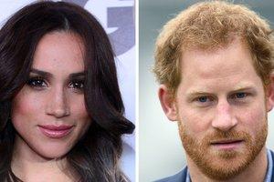 Принц Гарри проведет Пасху с возлюбленной Меган Маркл в Канаде