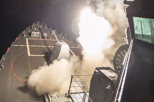 "Эсминцы США готовы нанести удар ""Томагавками"" по КНДР - NBC"