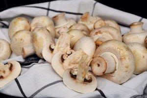 В Украине стремительно растут цены на грибы