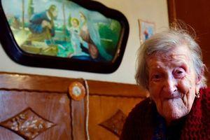 В Италии на 118 году умер самый старый в мире человек
