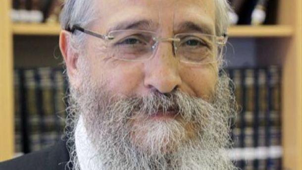 Избитый вЖитомире раввин Дайч скончался вИзраиле