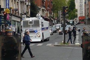 На марше против Марин Ле Пен во Франции прошли беспорядки - СМИ