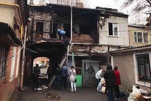 Пожар в Одессе: полиция озвучила свою версию происшествия