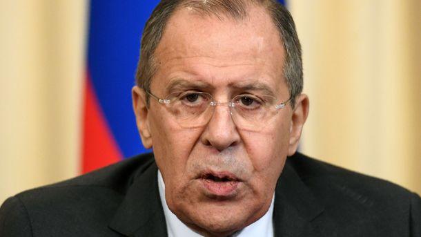 Лавров пожурил США заугрозы нанести удар поКНДР