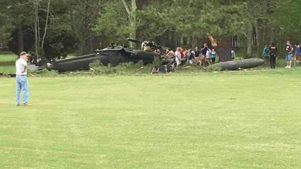 Смерть члена экипажа вавиакатастрофе своенным вертолетом подтвердили вСША