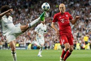 "Онлайн матча ""Реал"" - ""Бавария"": пенальти, удаление, ошибки арбитра, экстра-таймы"