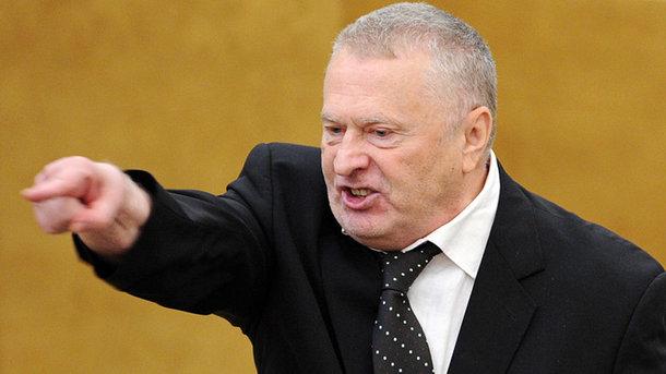 Жириновский против черных риэлтеров и мошенников