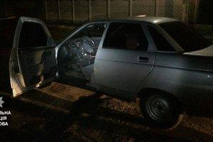 В Харькове патрульные устроили погоню за угнанным авто
