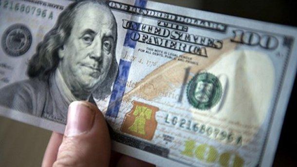 Нацбанк укрепил курс гривни кдоллару