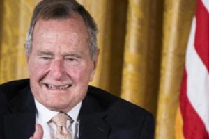 Врачи отчитались о состоянии Джорджа Буша-старшего