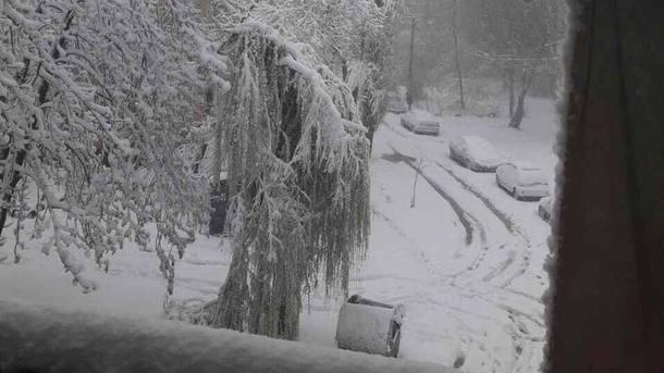 ВДнепре из-за снегопадов закрыли школы, восстанавливать отопление небудут— Филатов