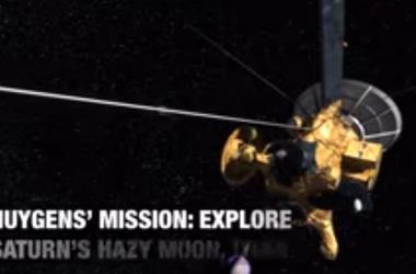 Планетологи нашли на Титане пузырящиеся моря