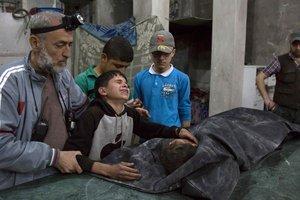 В Алеппо прогремел мощный взрыв