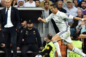 """Зинедин Зидан: """"Роналду могут освистывать в Мадриде"""""""