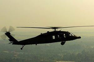 В Греции разбился военный вертолет, есть погибшие