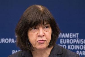 Интервью с евродепутатом Ребеккой Хармс: Украине нужен мир, но Россия заинтересована в разжигании войны