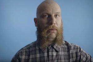 Иван Дорн сбрил бороду в прямом эфире