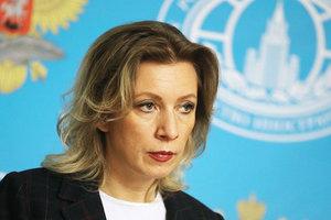 Захарова рассказала, сколько украинцев находится в России