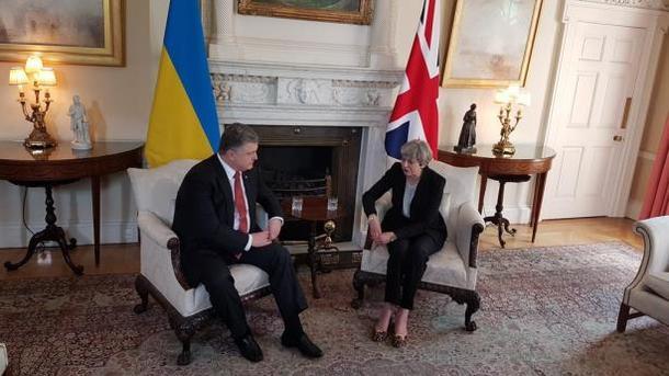 Тереза Мэй: Лондон продолжит давить на российскую столицу через санкции