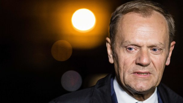 Польская генпрокуратура  допрашивала Туска напротяжении  9-ти  часов