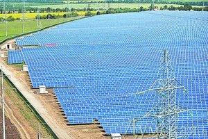 Энергия солнца: на юге Украины активно строят солнечные электростанции
