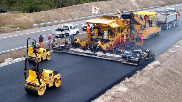 В Украине хотят построить новую дорогу