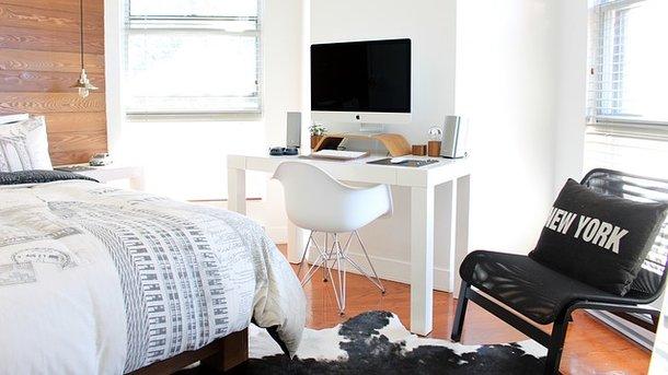 Кровать должна быть удобной. Фото: pixabay