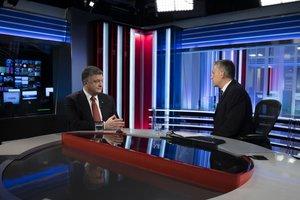 На Донбассе идет настоящая война, а не замороженный конфликт - Порошенко