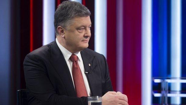 ВДонбассе не«замороженный конфликт», агорячая русская  агрессия— Порошенко
