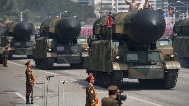 СМИ Северной Кореи сообщили , что Пхеньян может превратить США впепел