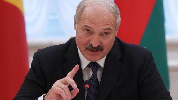 Александр Лукашенко начал свое выступление