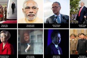 Time назвал 100 самых влиятельных людей 2017 года