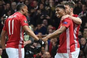 """""""Манчестер Юнайтед"""" не пустил команду Теодорчика в полуфинал Лиги Европы"""