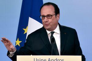 Олланд: Стрельба в центре Парижа связана с терроризмом