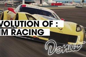 Эволюцию гоночных симуляторов за 34 года показали в одном ролике
