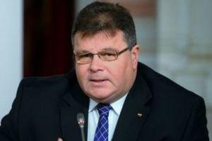 Линкявичус обвинил РФ в гибридной войне в Балтии по крымскому сценарию