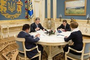 Порошенко назвал следующую цель Украины против РФ в Гааге