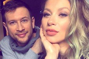 Жена Дмитрия Ступки рассказала об интимной жизни на девятом месяце беременности